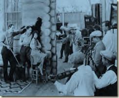 Musique sur le plateau du tournage (1926)