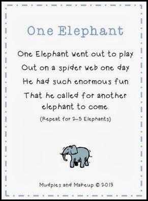 Elephant Printables 2