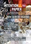 8° SALON DES CREATEURS 2010 - INTENTION PAPIER