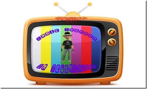 Eddie Thorson on Television