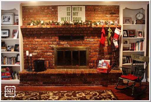 hgtv color splash fireplace