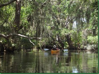 South Creek Kayak & Casey Key Beach 022