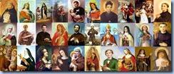 santos catolicos