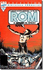 P00014 - ROM - Biblioteca Marvel #14