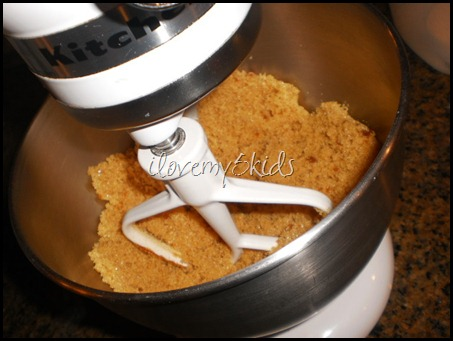 Mixing Brown Sugar