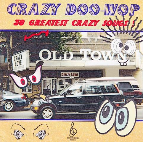 Crazy Doowop front