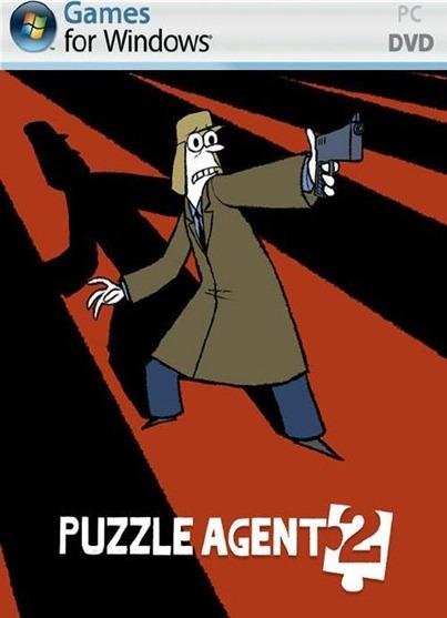 Puzzle Agent 2 (PC) 2011 ENG
