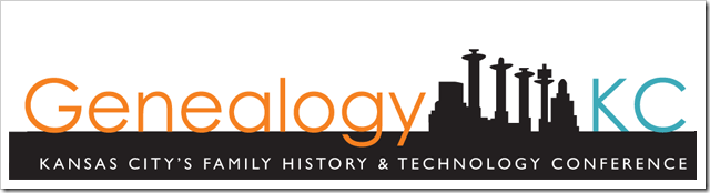 Genealogy KC logo