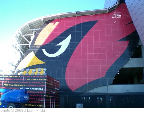 'AZ Cardinals Team Logo' photo (c) 2008, J Lian - license: http://creativecommons.org/licenses/by/2.0/