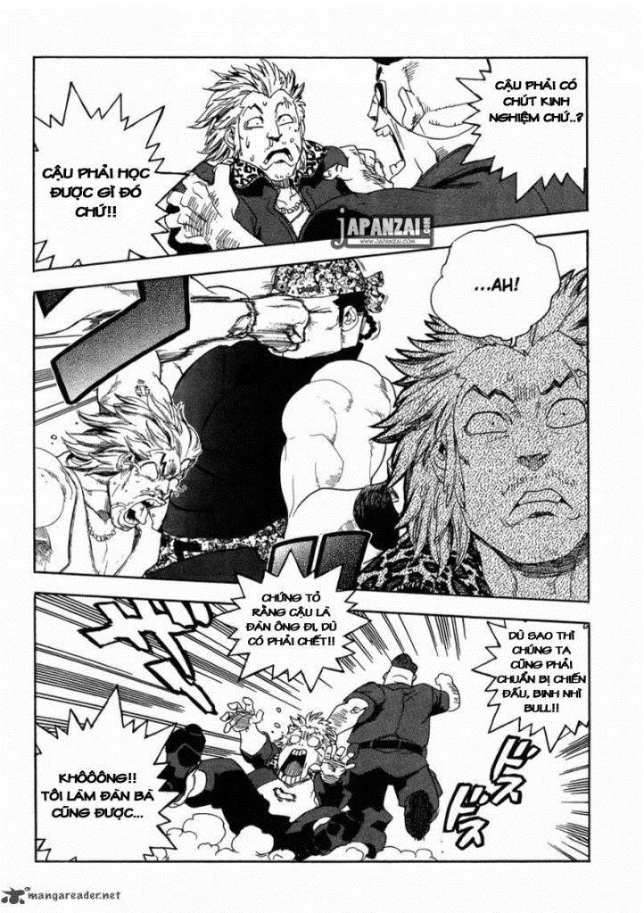 Aiki chap 89 - Trang 29