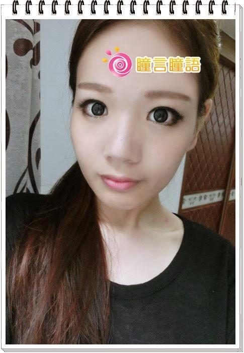 韓國NEO隱形眼鏡-新巨目灰16