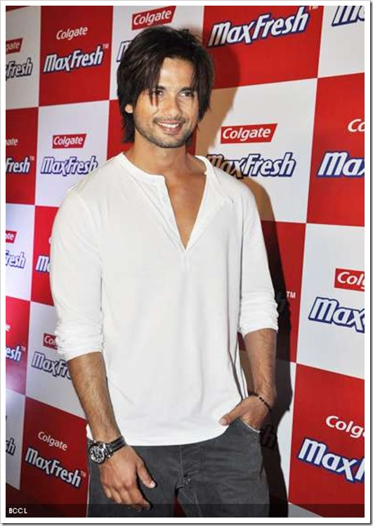 shahid kapoor wallpapers 2012