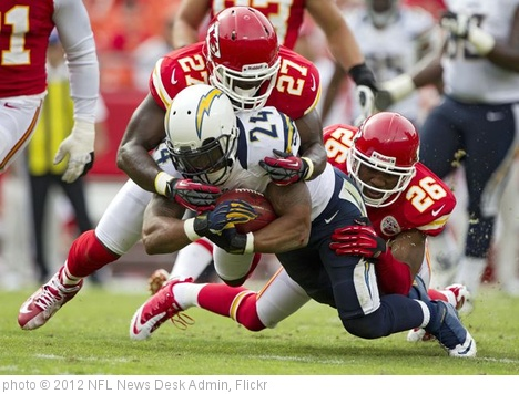'SPORTS FBN-CHARGERS-CHIEFS 39 KC' photo (c) 2012, NFL News Desk Admin - license: http://creativecommons.org/licenses/by-nd/2.0/