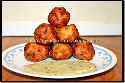 Mysore Bonda - IMG_0597