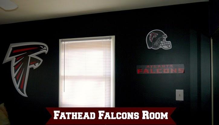 Fathead Falcons Room