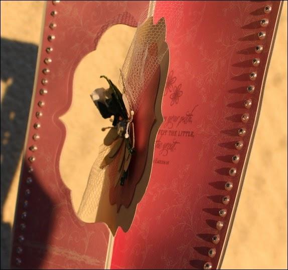 Hochzeits Glückwunsch Karte Flip it Cards Wedding Rose 05