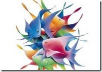 peces clipart blogcolorear (12)