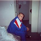 Тренировки А. Войнича в сборной России. 2008 год.