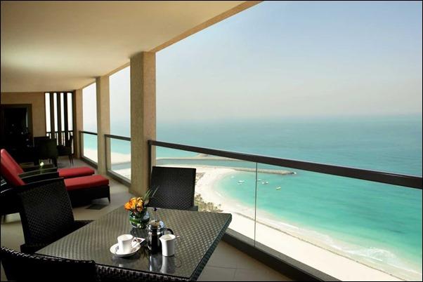 صور غرف سوفتيل دبي