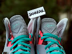 nike lebron 9 ps elite grey candy pink 7 06 LeBron 9 P.S. Elite Miami Vice Official Images & Release Date