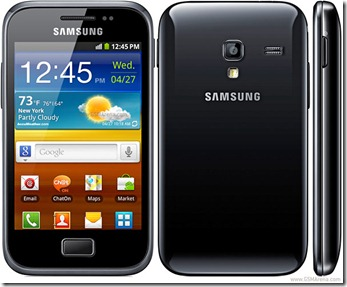 Samsung Galaxy Ace Plus Up With Bigger Screen And Faster Processor
