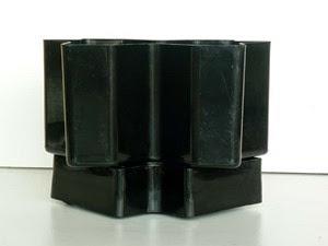 Programma Vastill planter black front