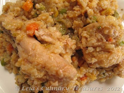 pilaf-chicken