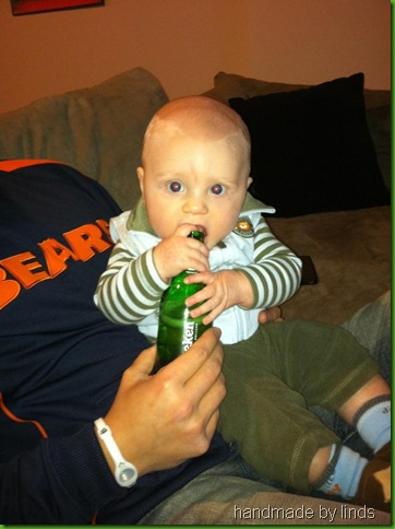 drinking with uncle pibe
