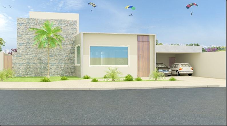 Projeto residencial - Boituva 1