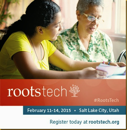 RootsTech Sqaure