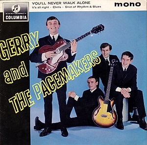 Gerry and the Pacemakers - You'll Never Walk Alone - Single