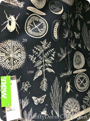 botany fabric ikea