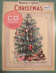Christmas book with cd images