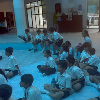 Primary Section -Rakshabandhan Celebration
