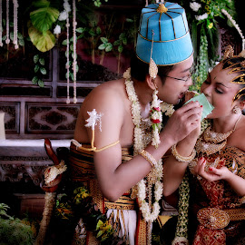 always love you by Arie Sulistiawan - Wedding Bride & Groom