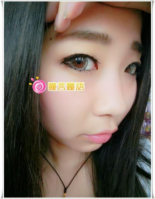 日本ROYAL VISION隱形眼鏡-混血四色灰12