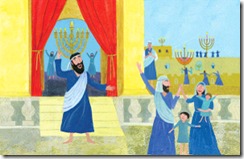 The Story of Hanukkah, by David A. Adler