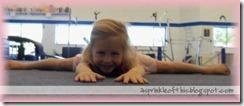 Kylee gymnastics  5 - 2012