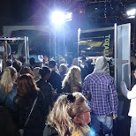 chervolet expo nuit blanche in Toronto, Ontario, Canada