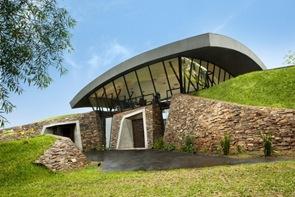 Casa sostenible de diseño contemporaneo
