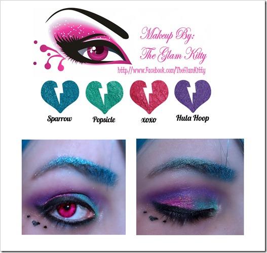 Kawaii Makeup Look