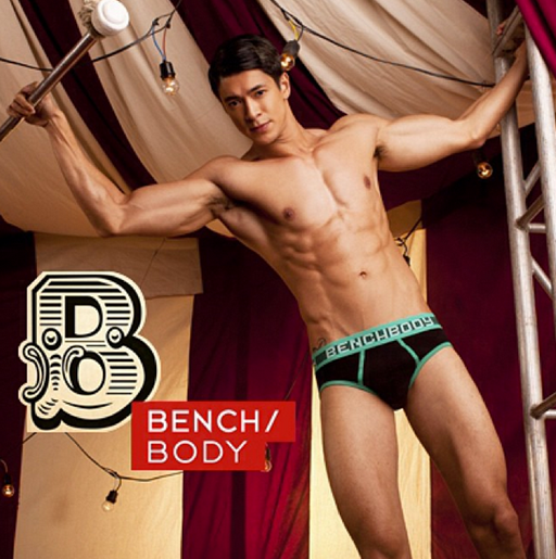 Sam Ajdani for Cirque de Bench