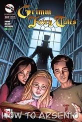 Actualización 06/02/2015: martinchoginer nos trae Grimm Fairy Tales #107 por AT-awahzo.