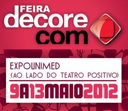 feira decorecom curitiba positivo 2012