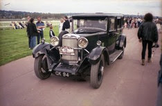 1985.10.06-059.03 Crossley open tourer 1924