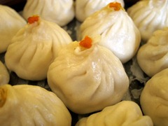 Steamed Buns Stuffed with Pure Crab Meat