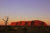 Uluru At Sunrise, Day 2 - Yulara, Australia