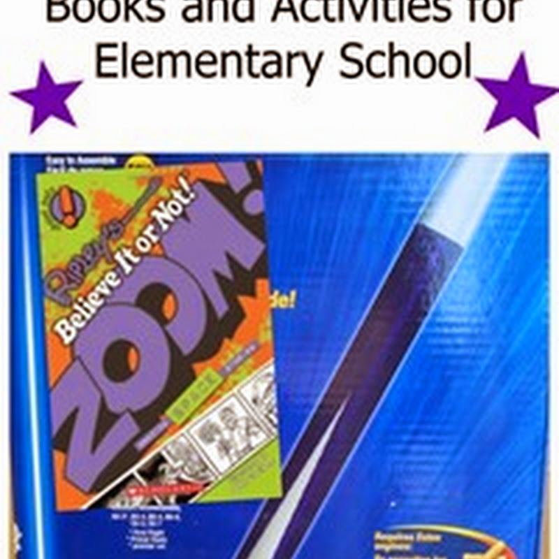 Space Books and Activities for Elementary School