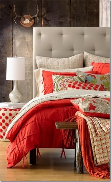 Light-Gray-and-red-Interior-Design-Maryland
