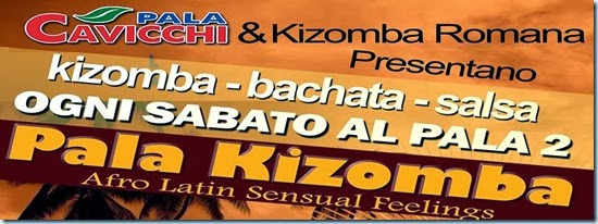 KIZOMBA ROMA | Every saturday Kizomba in Rome